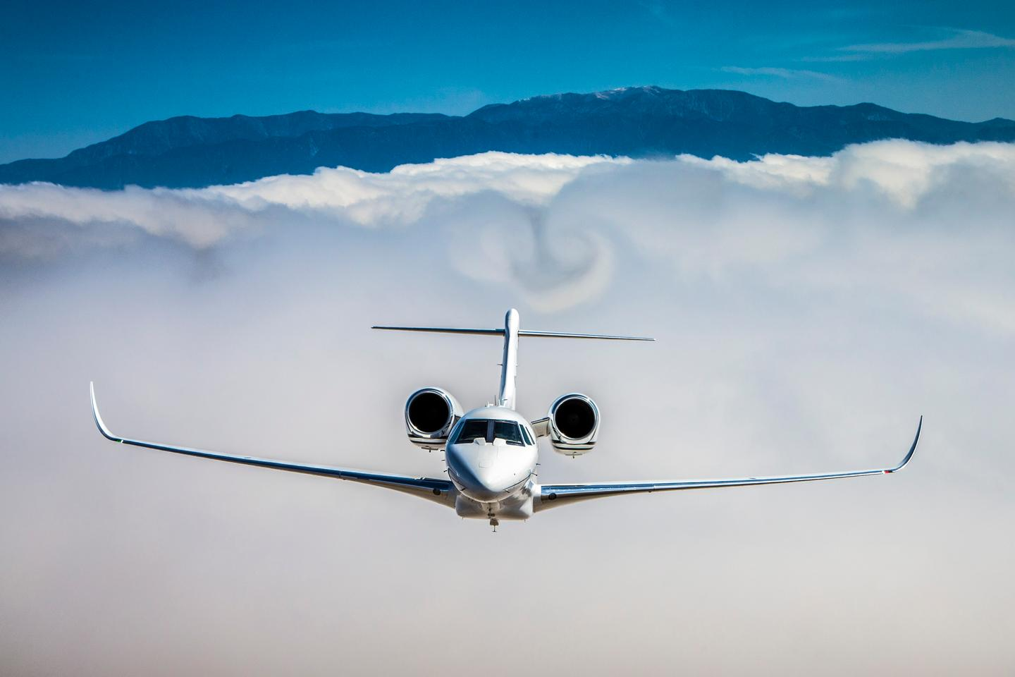 Cessna's Citation X+ has set four new city-to-city speed records over recognized courses across the US