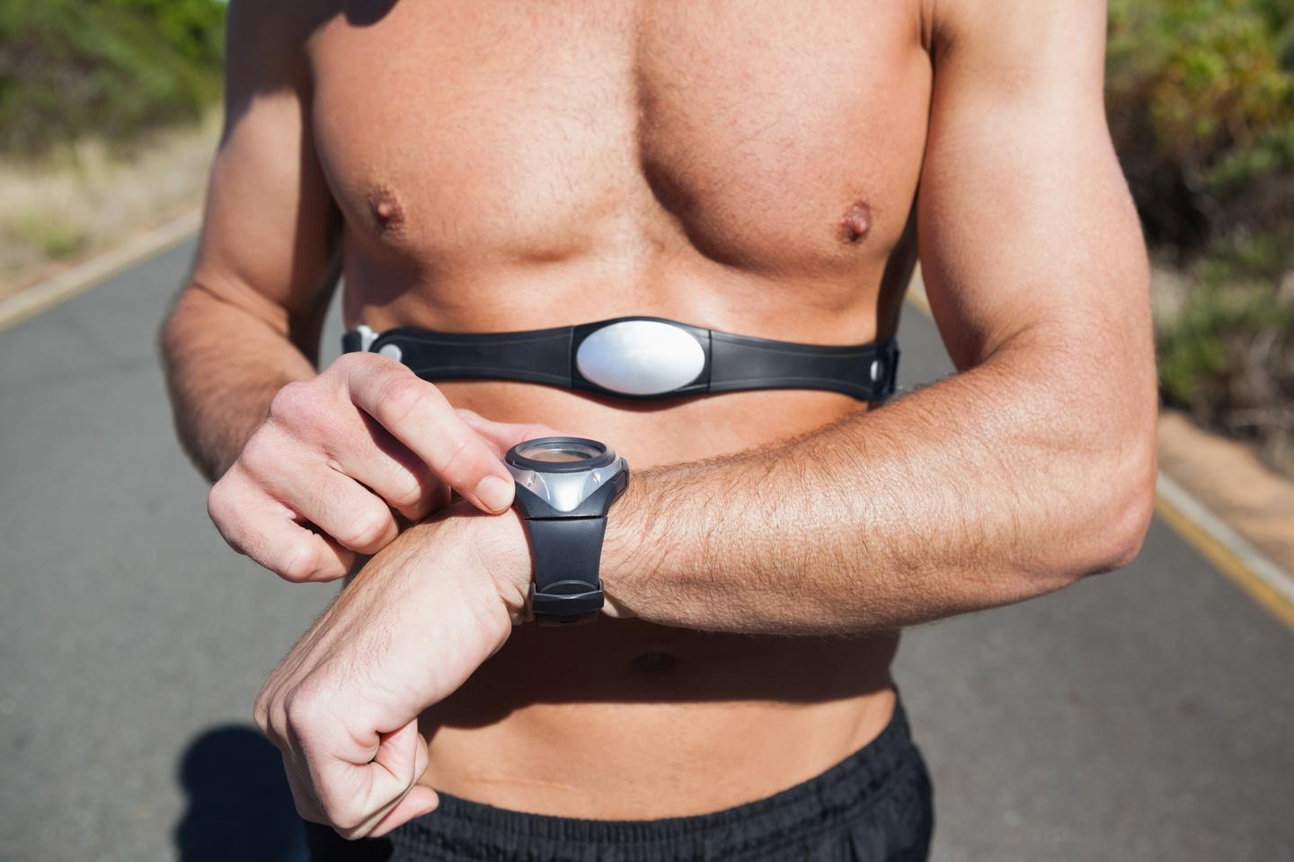 The new technology would make chest straps unnecessary