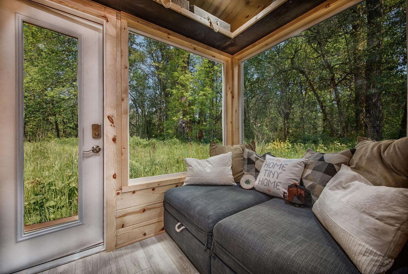 The Acorn Is Small Even By Tiny House Standards