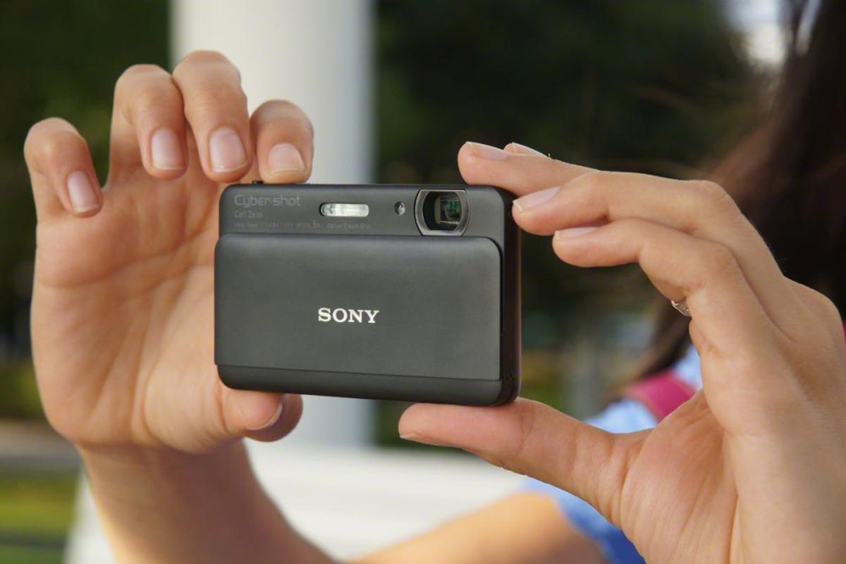 The Sony Cyber-shot TX55 is due in stores this September