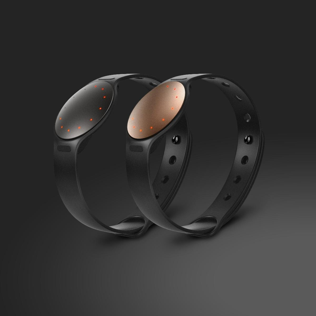 The Misfit Shine 2 can be worn with a wristband, clipped on to clothing or hung around the neck as a pendant