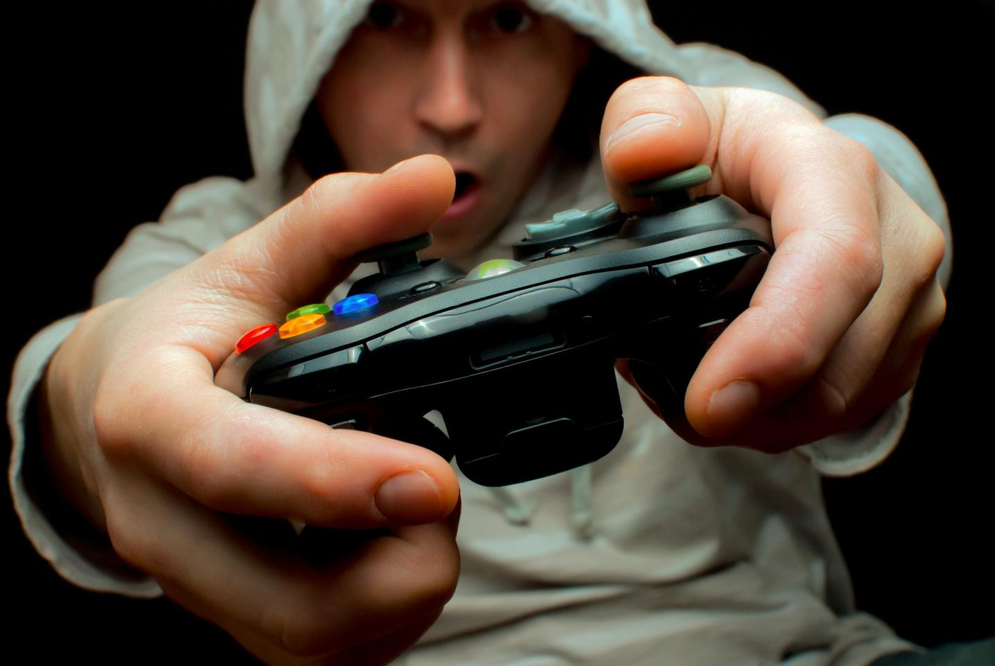 According to a recent study, excessive playing of action games can cause your hippocampus to atrophy