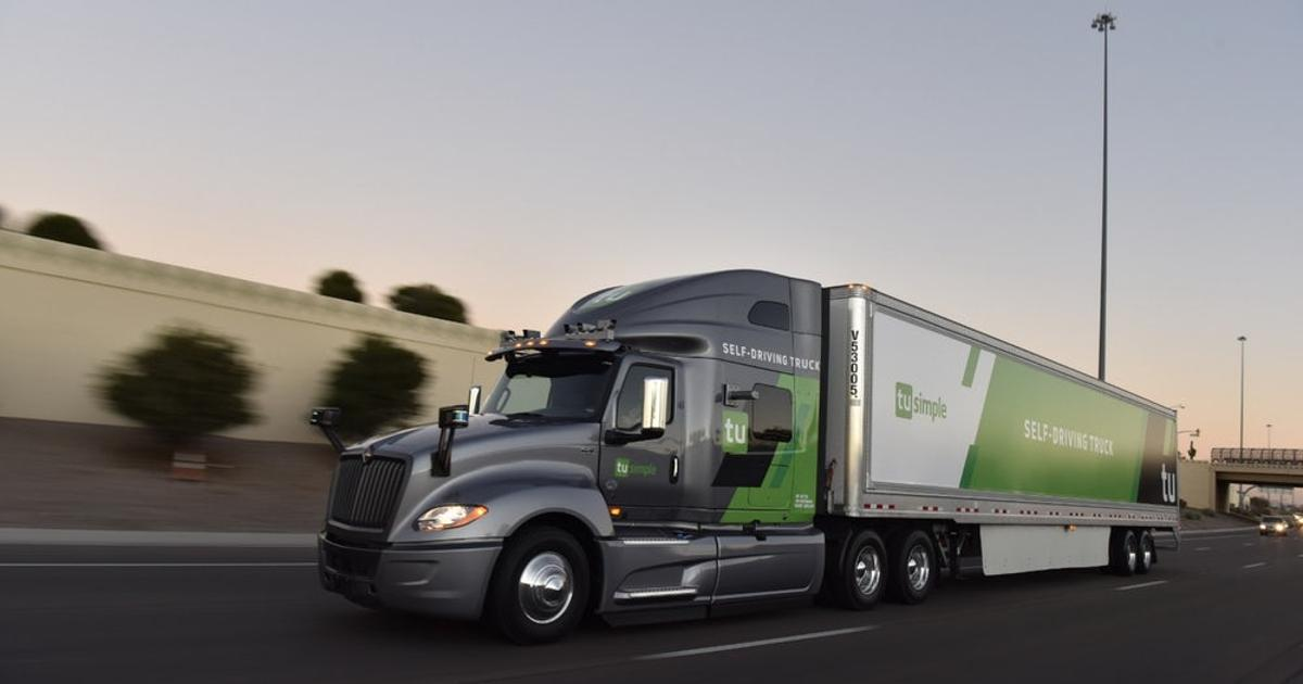 UPS puts autonomous delivery trucks to the test on Arizona