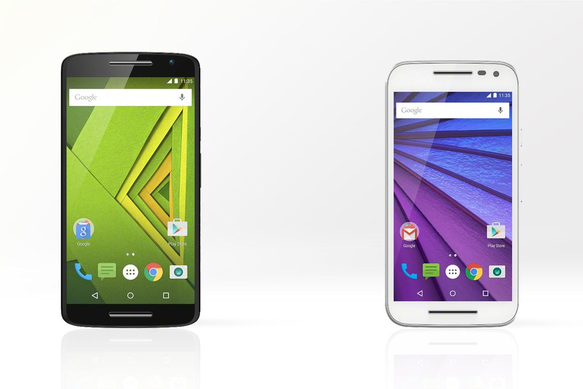Both the 2015 Moto G and Moto X Play a great value handsets, but how do they compare?