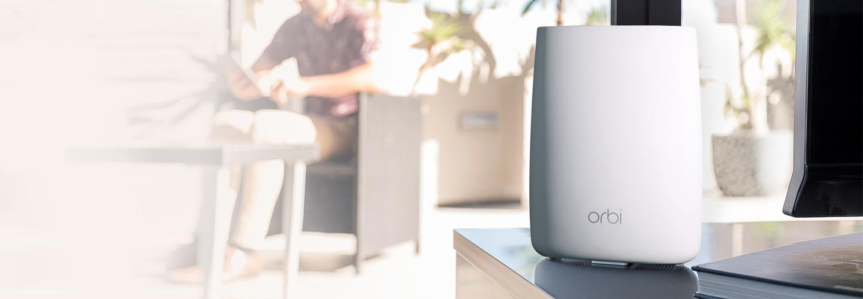 Netgear's Orbi RBK50 providesblistering internet speeds over a huge coverage area
