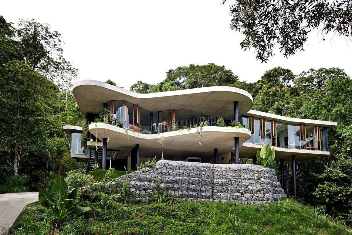 The Planchonella House is on the market now for an undisclosed price