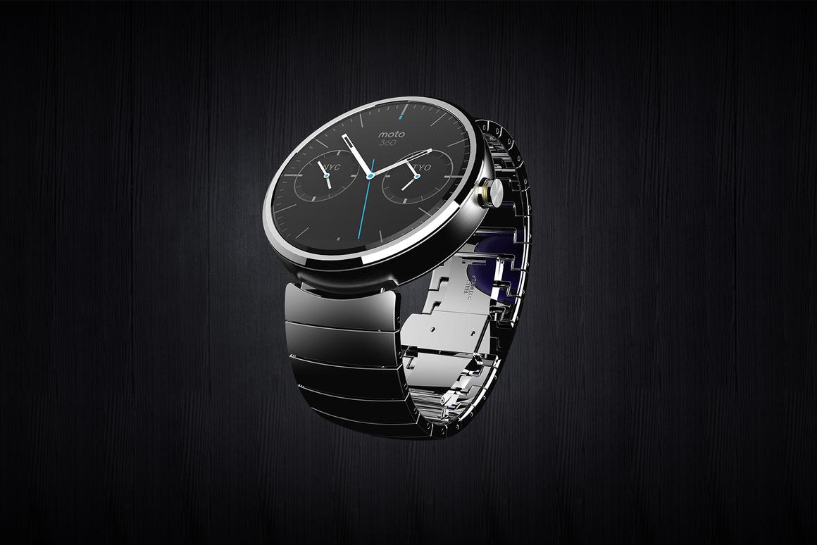 The Moto 360 will be available in summer 2014 (Northern Hemisphere)