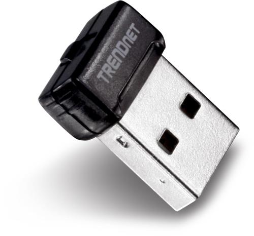 TRENDnet's tiny TEW-648UBM USB adapter
