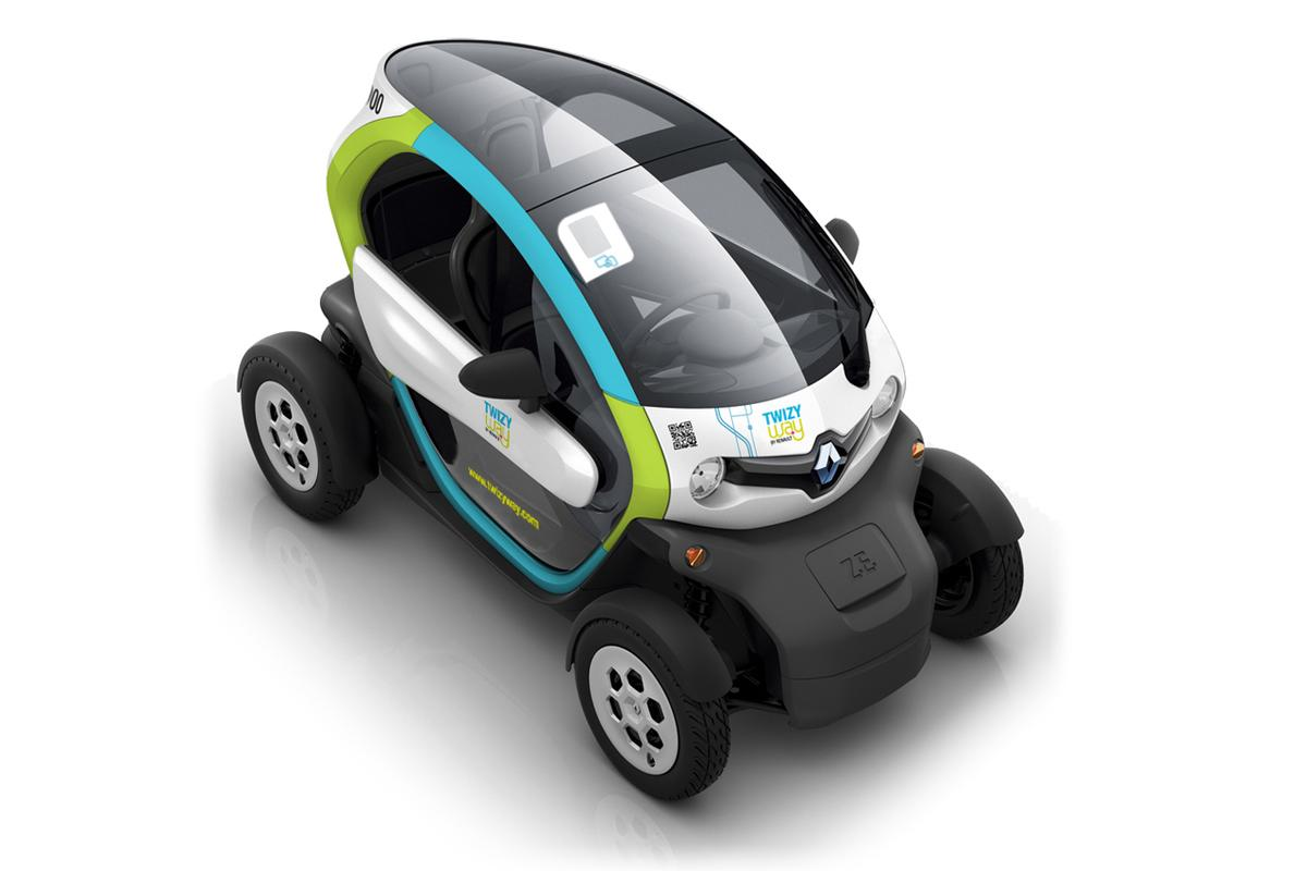 Renault has announced that it is to trial a car-sharing scheme, Twizy Way, that will see a fleet of 50 Renault Twizys take to the streets of the French new town of Saint-Quentin-en-Yvelines