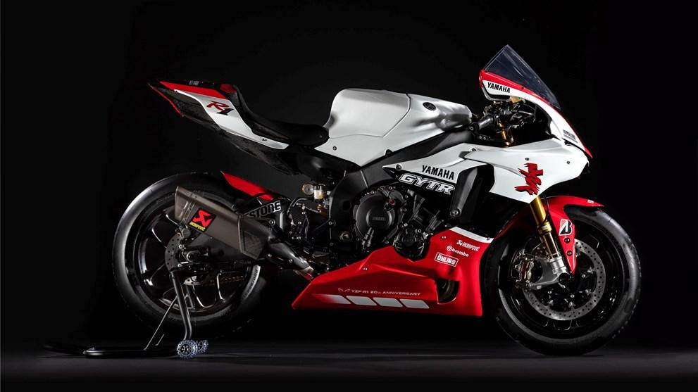 "Yamaha YZF-R1 GYTR ""20th Anniversary"": high-priced, ultra-exclusive special edition"