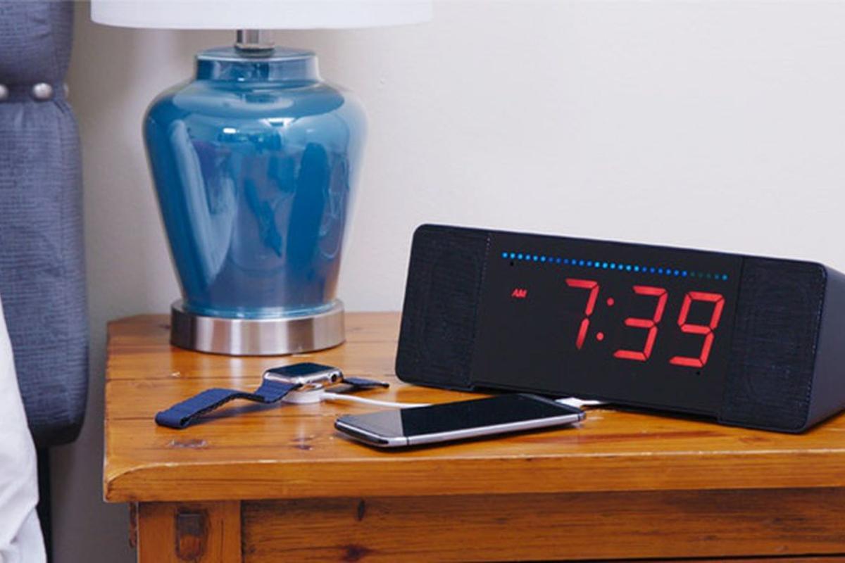 The Sandman Doppler is the mother of all smart alarm clocks
