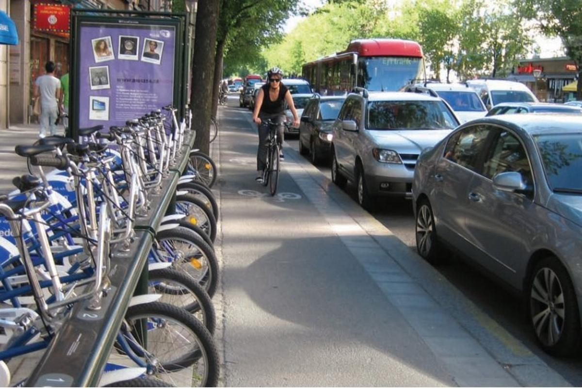 A report by the Institute for Transportation and Development Policy has shown that innovative parking reforms have been successful in coaxing car drivers into using public transport systems