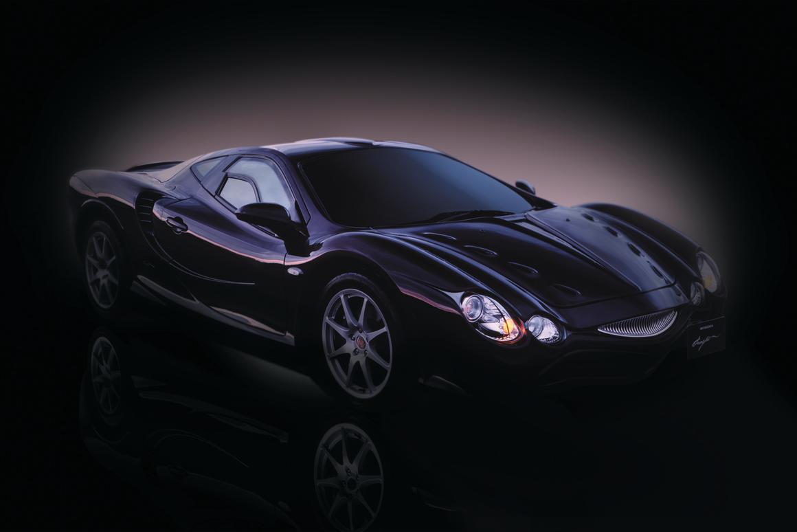 The Mitsuoka Motors Orochi