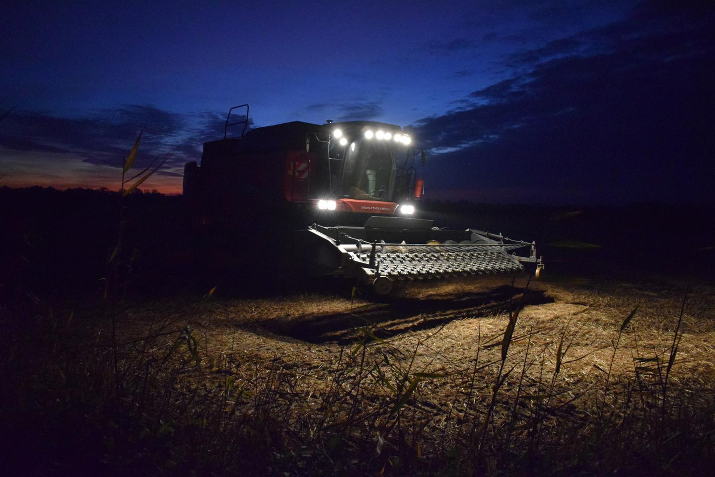 The Cognitive Agro Pilot is reported to work in all weather and lighting conditions