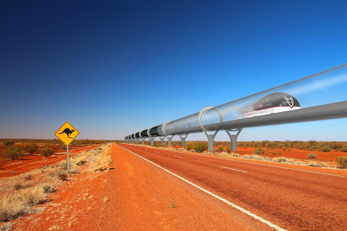 VicHyper, a team of university students from Melbourne, Australia, has unveiled their entry into SpaceX's Hyperloop Pod Competition, and described what goes into designing and building it