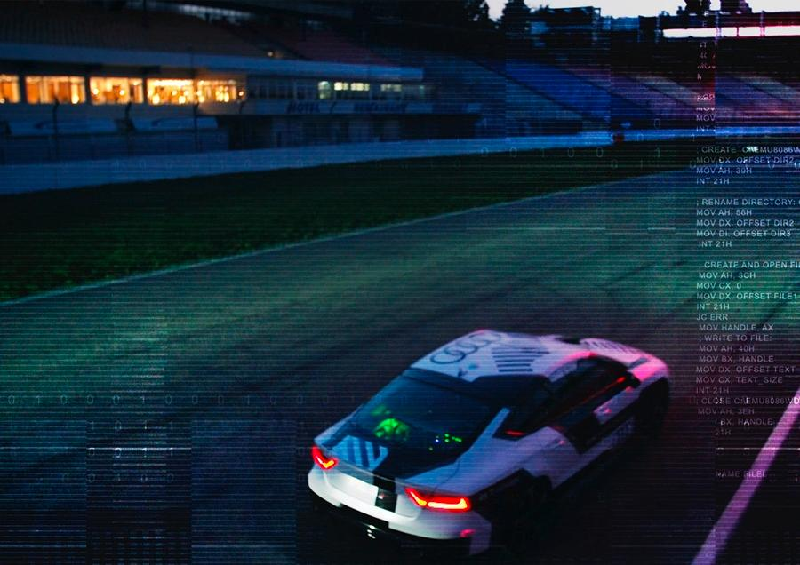 A driverless Audi RS7 will lap Hockenheim on October 19