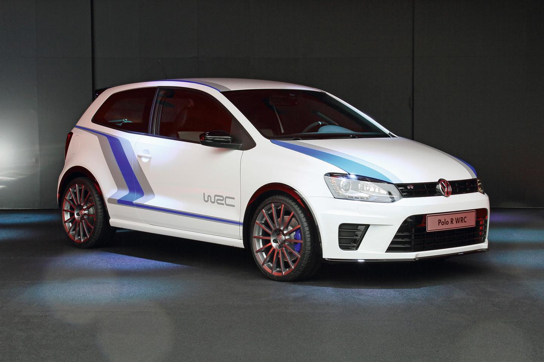 Volkswagen study Polo R WRC (Street)