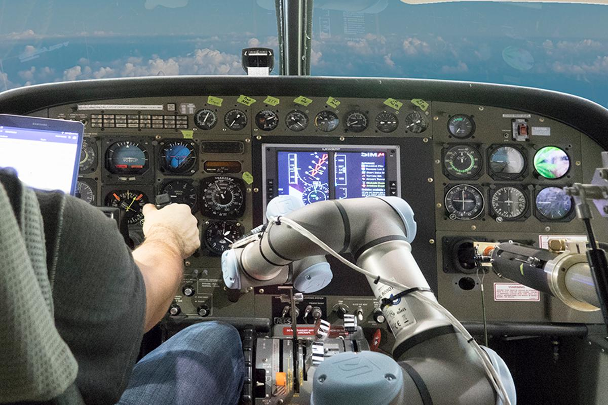 ALIAS is a DARPA program aimed at reducing the load on military flight crews