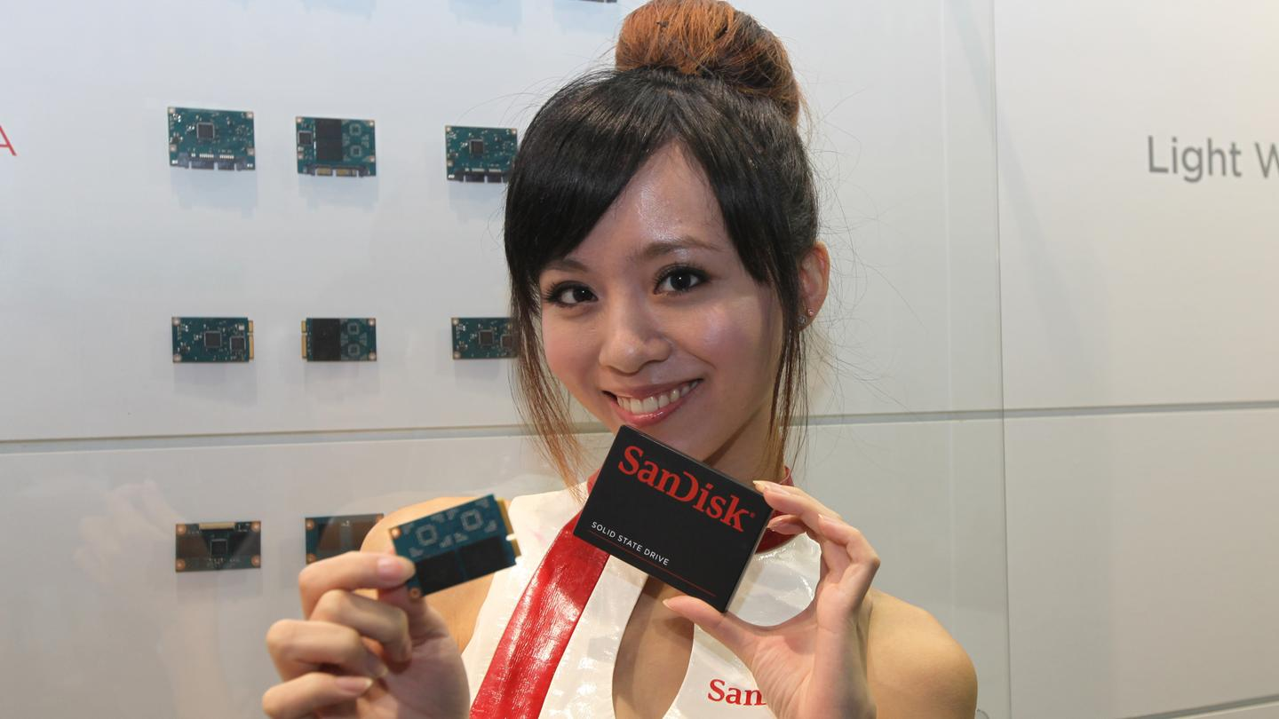 SanDisk has announced a performance and capacity upgrade for its new G4 and P4 series SSDs