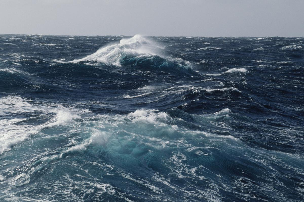 Heat stored in the Pacific Ocean could be a ticking climate time bomb (Photo: Shutterstock)