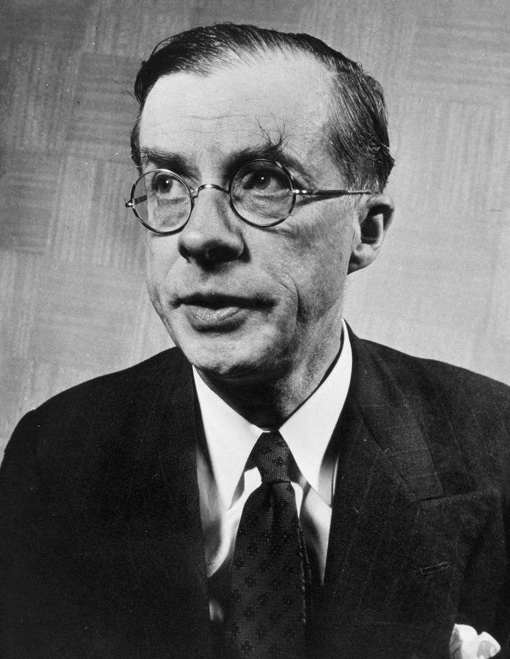 Julian Huxley defined our modern conception of the philosophy of transhumanism in the 1950s