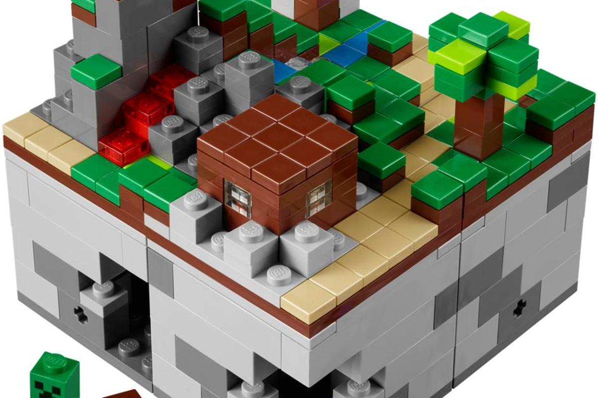 The past few days have seen pictures of the forthcoming Lego Minecraft set released, while online retailer J!NX has started to take pre-orders