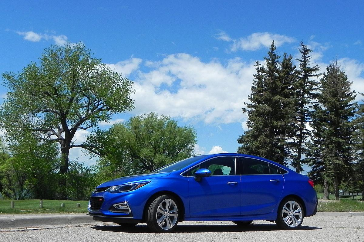 The 2016 Cruze has some very unexpected extras, including what may be the quietest ride in the segment and some dynamic, if not sporty handling characteristics