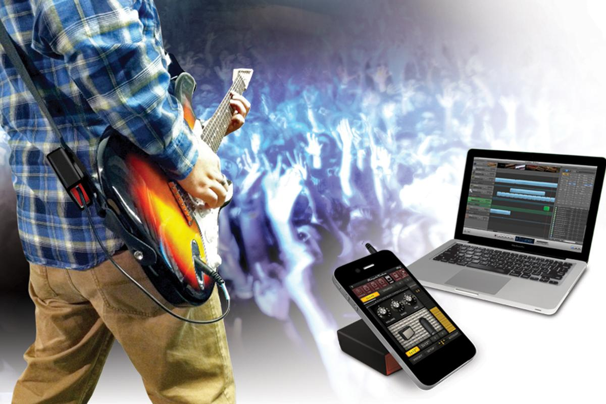 Ion Audio has announced the Guitarlink Air, a wireless interface between instrument and digital tone manipulation software running on a laptop, tablet or smartphone