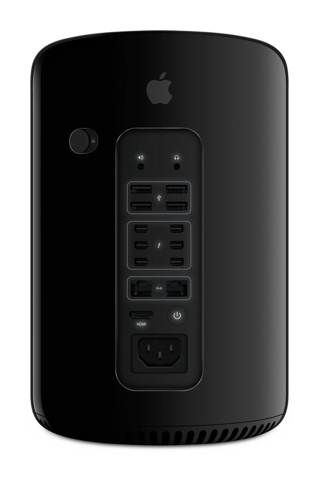 The new, completely redesigned Mac Pro