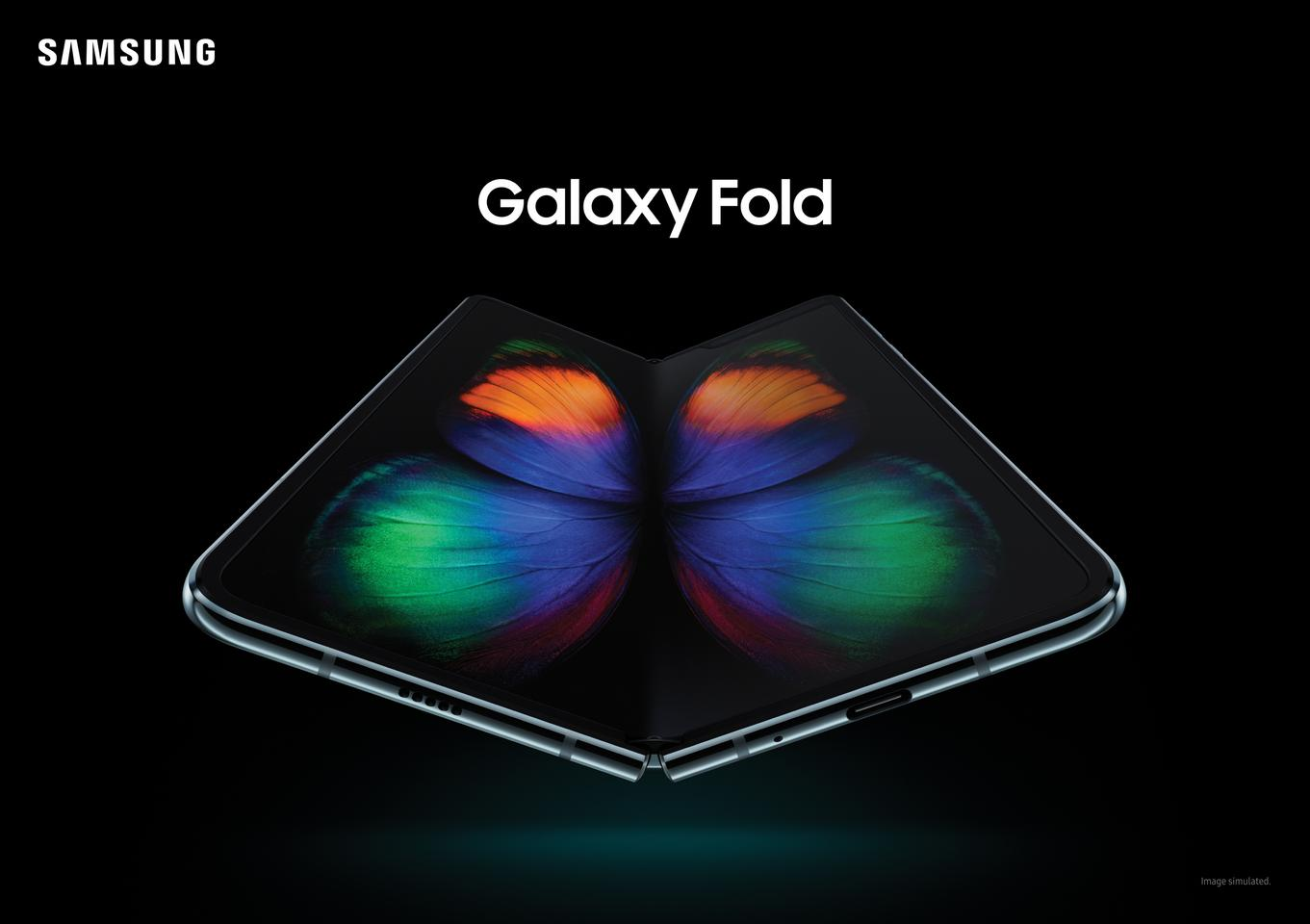 Samsung's Galaxy Fold smartphone is available in Korean first, ahead of a global rollout over the coming w