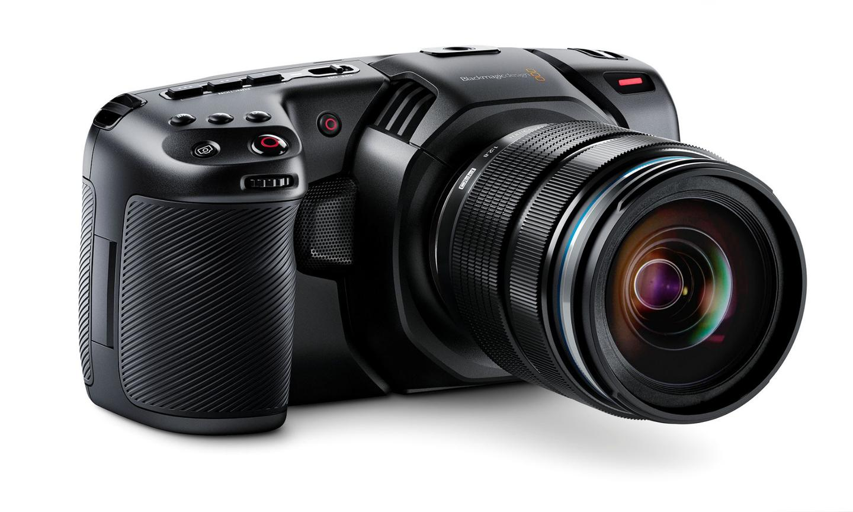 Blackmagic's Pocket Cinema Camera has been treated to a 4K sensor upgrade
