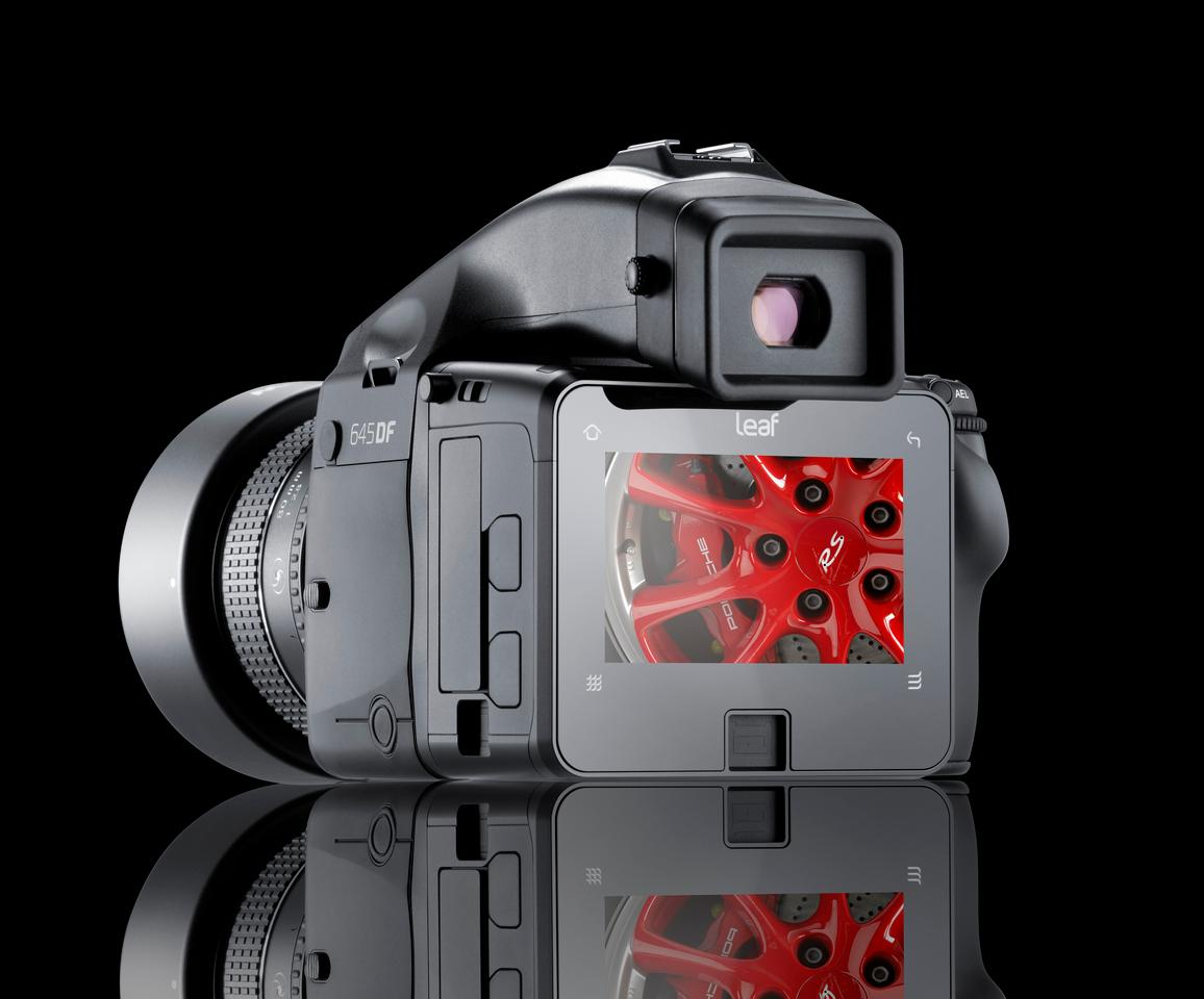 Mamiya Leaf has launched three new medium format camera backs, the 40, 60 and 80 megapixel Leaf Credo range