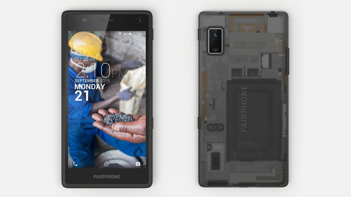 The new Fairphone offers updated specs, while holding on to its ethical focus