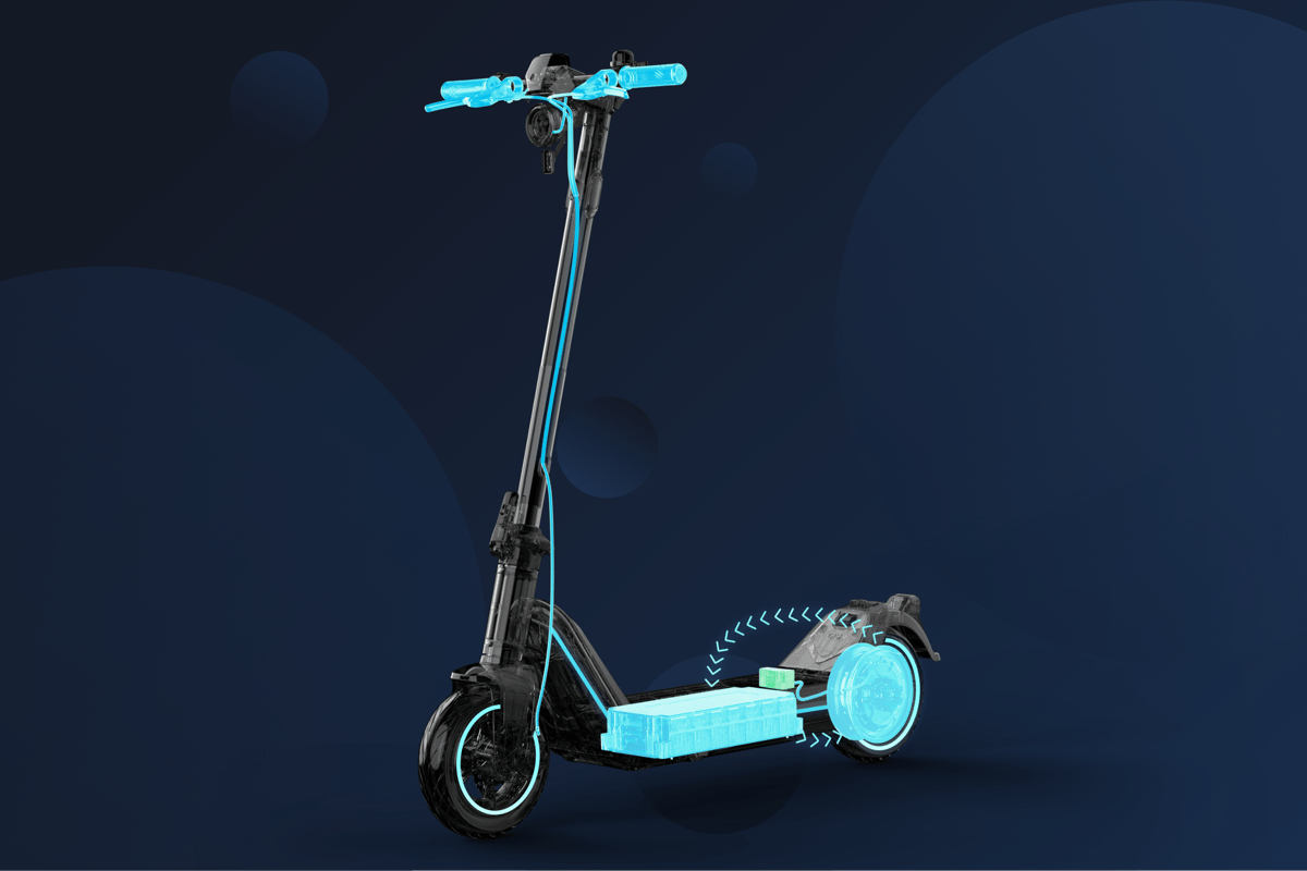 The Niu Kick Scooter will be priced at US$599