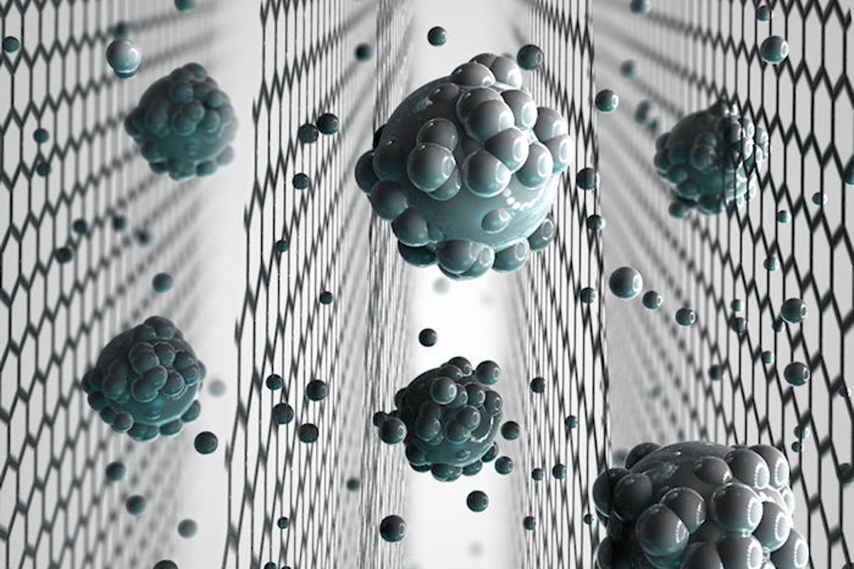 Tweaking the size of its pores, researchers have developed a graphene-based membrane that can filter out the smallest of salt ions to purify water