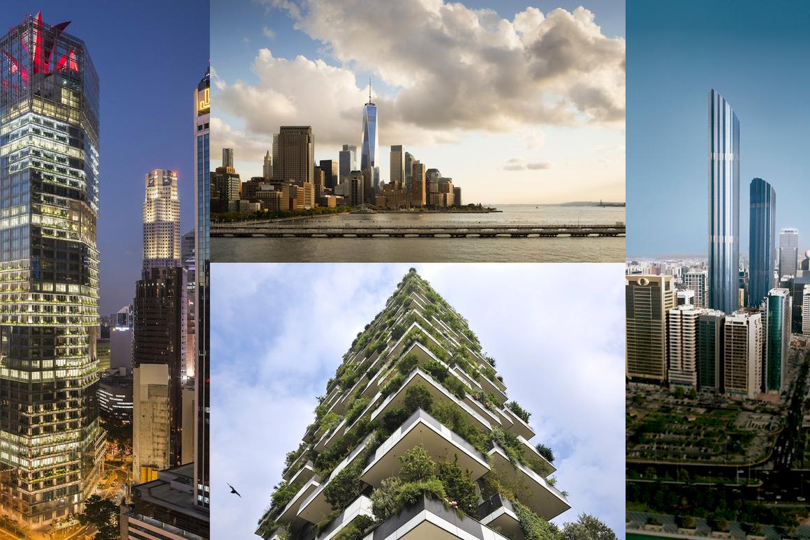 The Council on Tall Buildings and Urban Habitat (CTBUH) has revealed its pick of the best tall buildings in the world