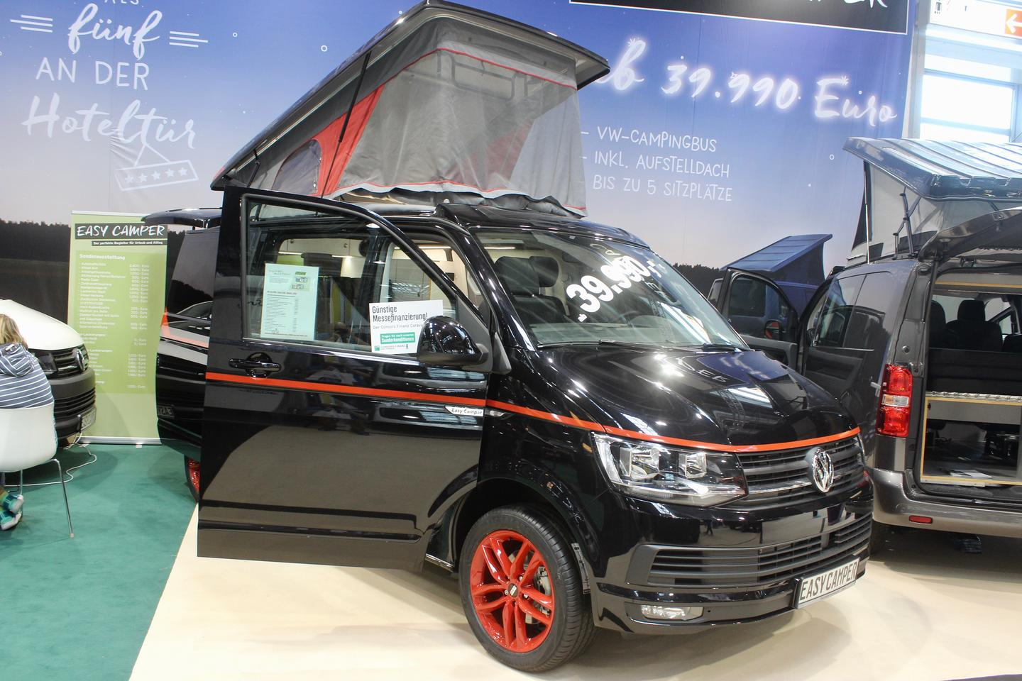 Easy Camper goes full-on A-Team with its latest camper van conversion
