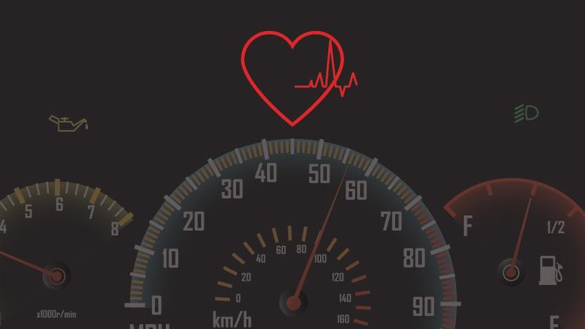 Toyota is working with the University of Michigan in exploring how cardiac monitoring technologycould be built into cars to prevent accidents when drivers suffer heart attacks