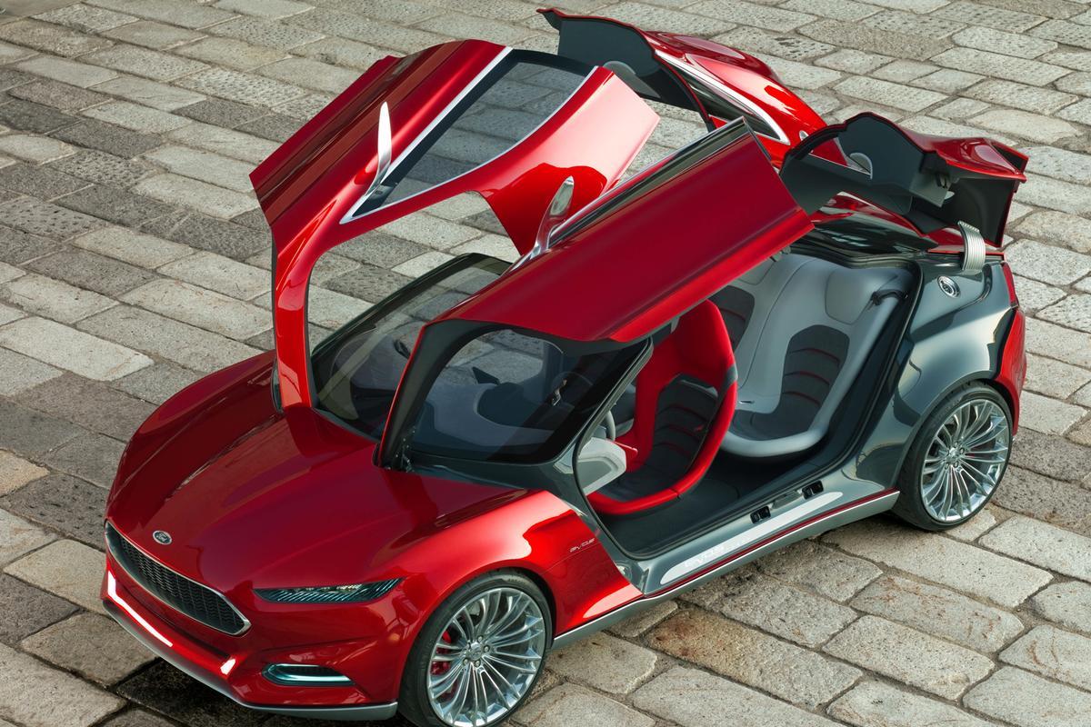 Ford's Evos Concept
