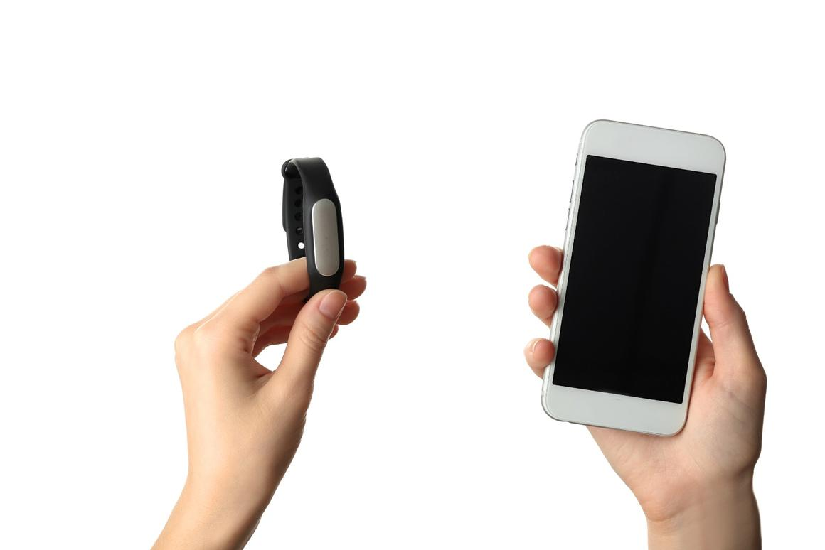 Based around a smartphone app, the system also utilizes fitness-tracking bracelets and locational beacons