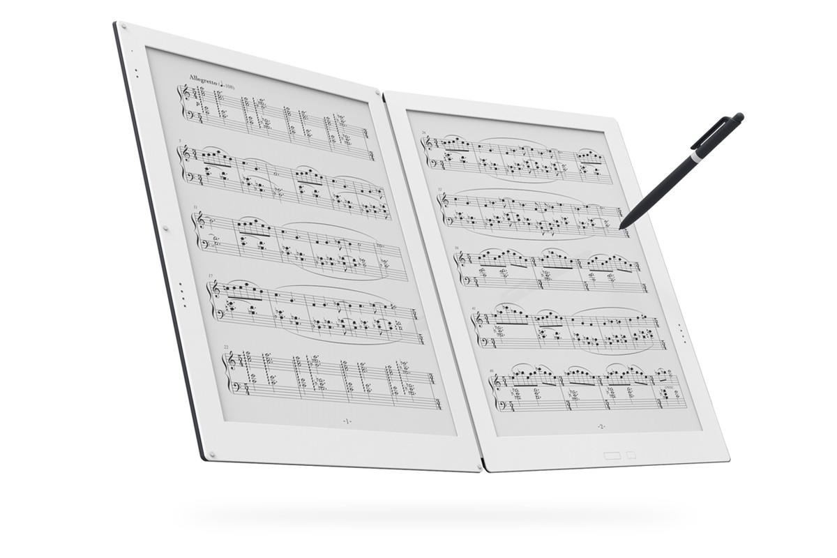 Gvido Tokyo: the ultimate electronic sheet music reader