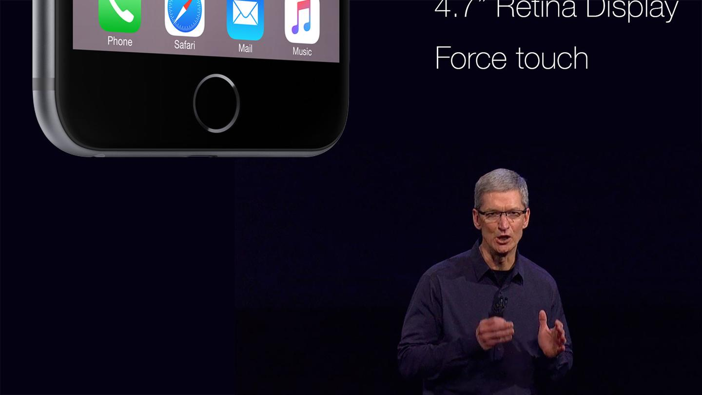 Will Tim Cook take the stage to tell us about the iPhone 6s and 6s Plus on September 9?