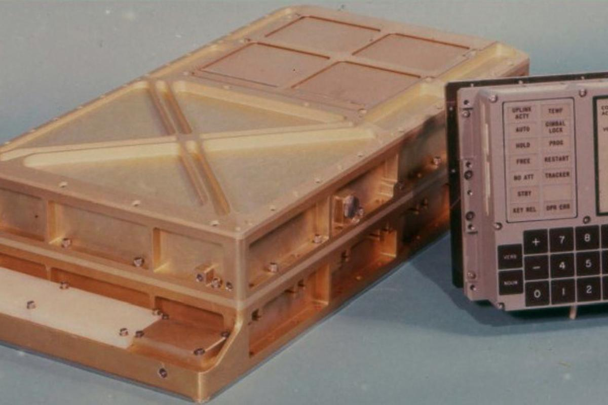 As the 50th anniversary of the Moon landing approaches, it's time for a close look at one of the key elements of this epic story -  the Apollo Guidance Computer