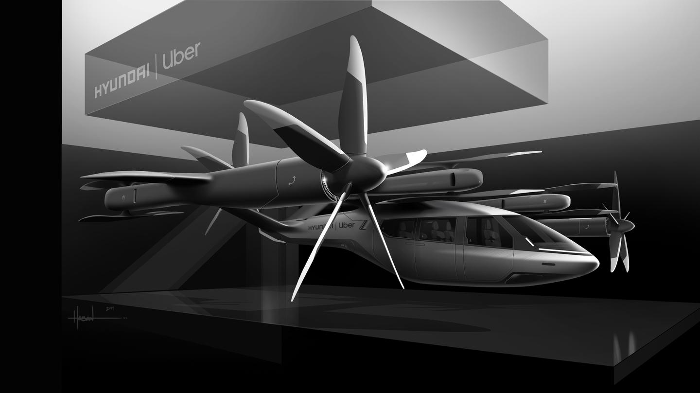 Uber reckons Hyundai is well placed to disrupt the aerospace industry