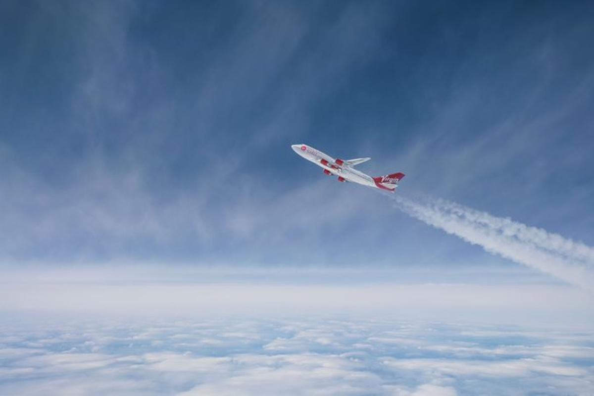 Virgin Orbit hopes to one day offer a flexible and responsive launch service for those looking to place small satellites into orbit