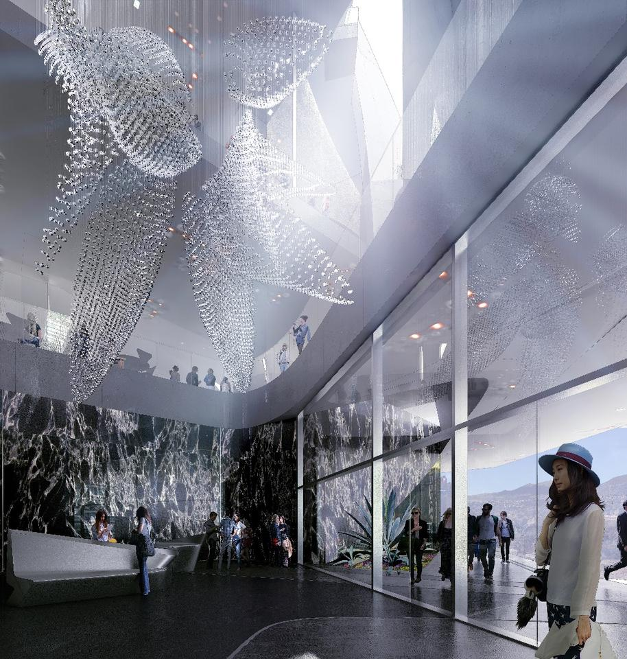 """Each floor will mixmultiple floorplans to try and foster a community of """"families, first-time homeowners, professionals and retirees,"""" according to ZHA"""