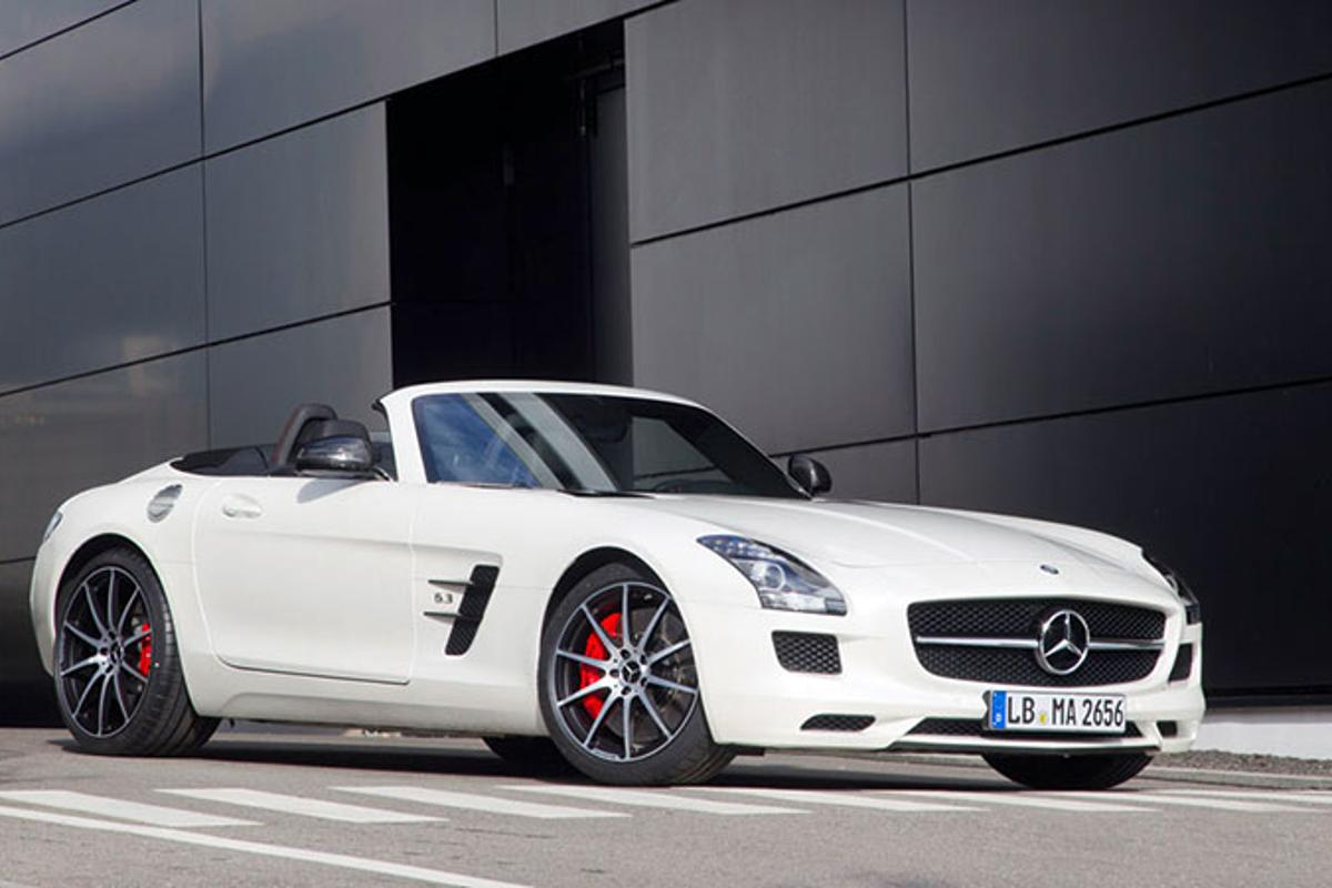 2013 Mercedes-Benz SLS AMG GT Roadster