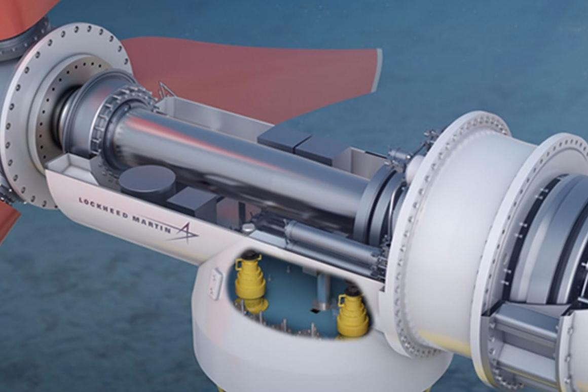 A single AR1500 turbine from Atlantis Resources will be installed as part of Phase 1A of the project