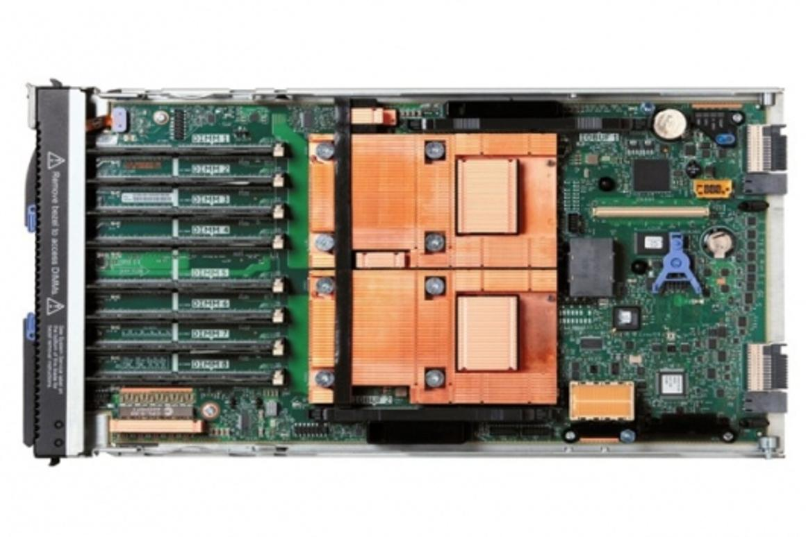 IBM BladeCenter QS22