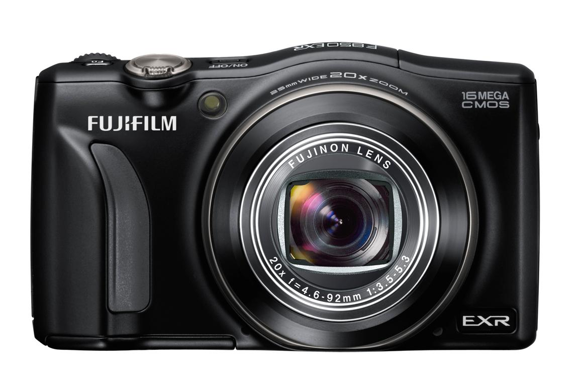 Fujifilm has announced five new additions to its 2013 catalog, including the FinePix F900EXR premium compact